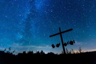 Hvězdy v geoparku Vysočina