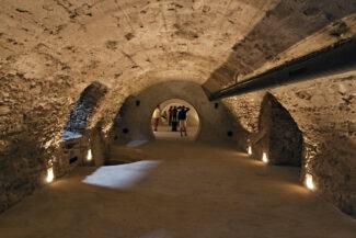 Telč podzemí